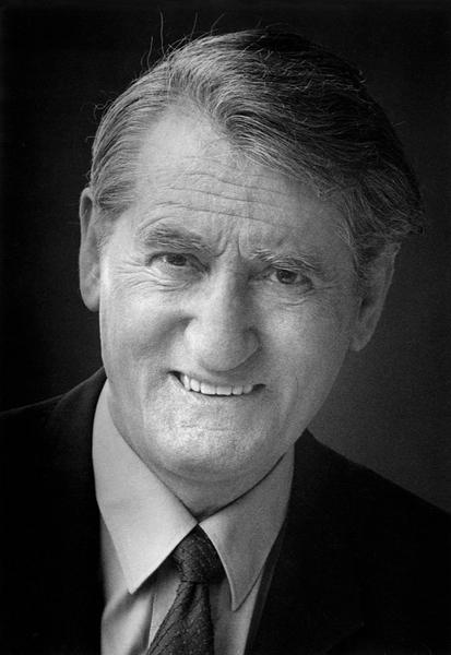 Portrait Walter Vogel