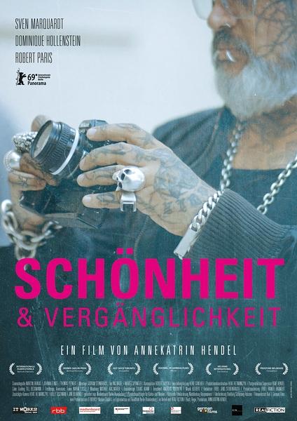 Sven Marquardt. Schönheit & Vergänglichkeit - Filmplakat
