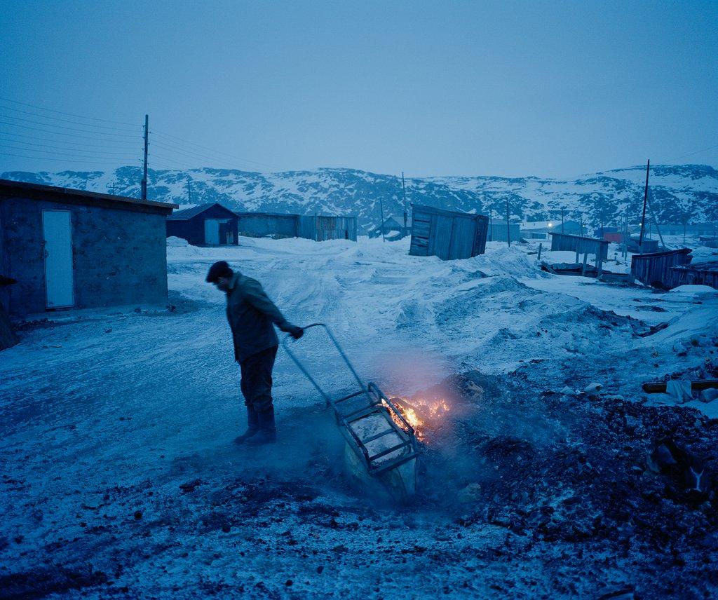 Beat Schweizer: Foto aus Teriberka, Russland